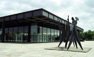 Neue National Galerie, Berlin, 1965-68